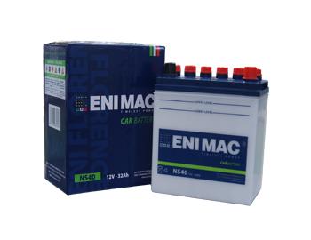 Hướng Dẫn Sử Dụng Ắc Quy ENIMAC.
